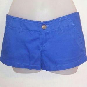 Hollister Blue shorts